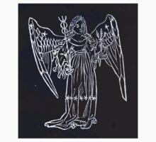 Hic Codex Auienii Continent Epigrama Astronomy Rufius Festivus Avenius 1488 Astronomy Illustrations 0139 Constellations Inverted Baby Tee