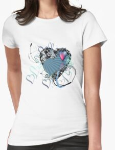 Hearts And Flowers T Shirt T-Shirt