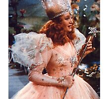 Glinda The Good Witch Photographic Print