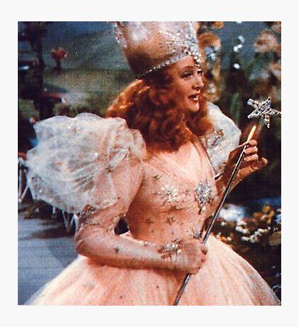 Glinda The Good Witch Photographic Print