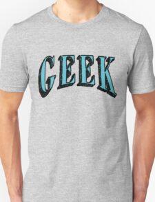 GEEK in Blue Unisex T-Shirt
