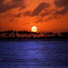"""""""Splendid Sunset"""" - sunset in San Juan, Puerto Rico by ArtThatSmiles"""