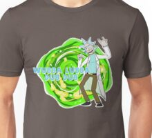 Rick and Morty- WUBBA LUBBA DUB DUB Unisex T-Shirt