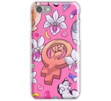 Just girly things iPhone Case/Skin