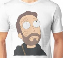 Rick and Morty: Jerry In Cloud Atlas Unisex T-Shirt