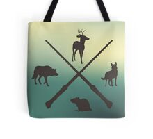 Hipster Marauders  Tote Bag