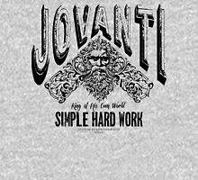 jovanti simple hard work Unisex T-Shirt