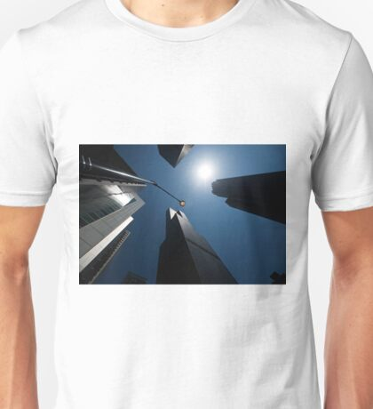 scyscrapers, Chicago loop, architecture Unisex T-Shirt