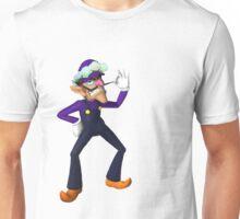 Waluigi's the winner! Unisex T-Shirt