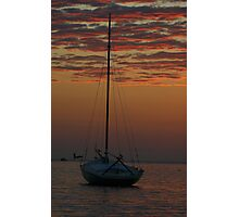Boating Heaven Photographic Print