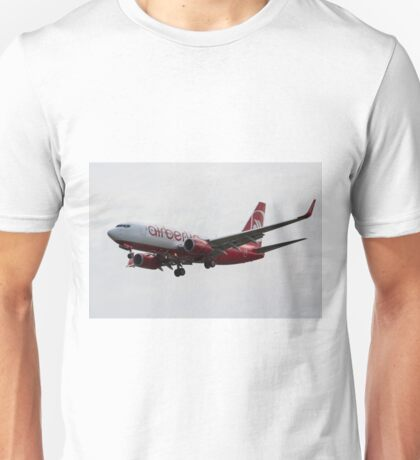 Air Berlin Boeing 737 Unisex T-Shirt