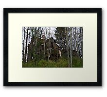 forgotten - i Framed Print