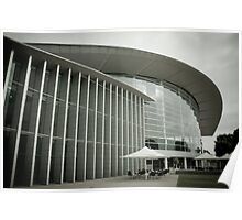 Adelaide Buildings - Convention Centre Poster
