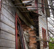 forgotten - ii by Heath Dreger