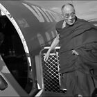H.H. The Dalai Lama by Rusty Stewart