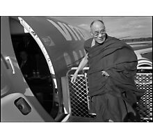 H.H. The Dalai Lama Photographic Print
