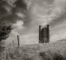 Broadway Tower Lith Effect by Alan Organ LRPS
