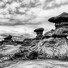 Goblin Valley Clayscape by MikeJagendorf