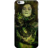 Vintage Snake Charmer iPhone Case/Skin