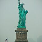Statue of Liberty by Dilshara Hill