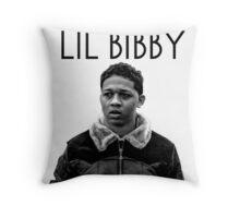 Lil bibby t-shirt Throw Pillow