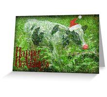 Mooerry Christmas Greeting Card