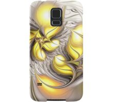 Happy Yellow Samsung Galaxy Case/Skin