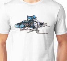 Blue Chucks Unisex T-Shirt