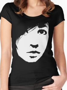 Girl #8 Women's Fitted Scoop T-Shirt