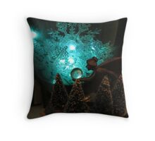 Fae Magic Throw Pillow