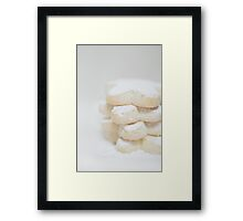 sugar and spice makes Christmas nice... Framed Print