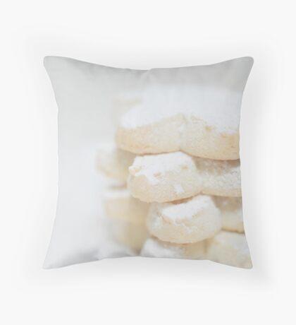 sugar and spice makes Christmas nice... Throw Pillow