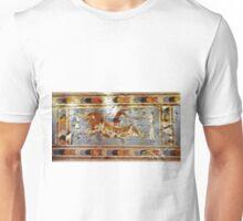 The Minotaur Fresco, Heraklion, Crete Unisex T-Shirt