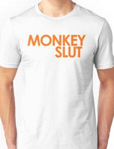 We're Not Having Monkey Slut As A Password Unisex T-Shirt