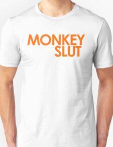 We're Not Having Monkey Slut As A Password T-Shirt