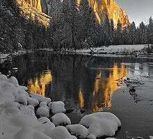 El Capitan Monochrome by photosbyflood