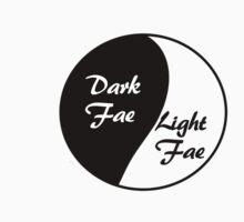 Dark Fae / Light Fae by Amanda Vontobel Photography