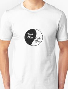 Dark Fae / Light Fae Unisex T-Shirt