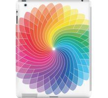 Colour Wheel Flower iPad Case/Skin