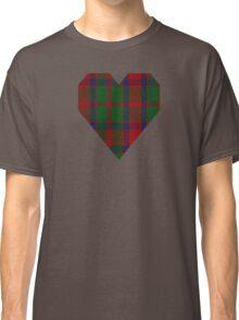00195 Carrick District Tartan  Classic T-Shirt