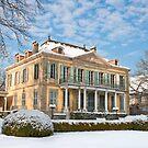 Villa Le Saugy by Alexander Meysztowicz-Howen