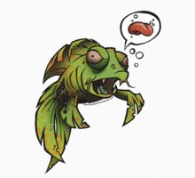 Zombiefish by hatefueled