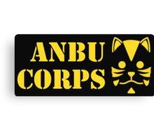Anbu Corps Canvas Print