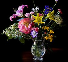 A Year Of Flowers in Color - Photos by Endre Balogh by Endre