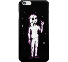 Sweater Space Weather - Aliens iPhone Case/Skin