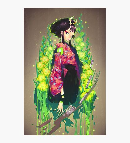 kenkyo Photographic Print