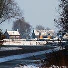 SnowyRoad by Els Steutel