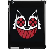 Red-Eyed Moon Man Merch 01 iPad Case/Skin