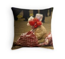 Shame, Hong Kong Throw Pillow