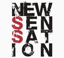 NEW SENSATION by Stuart Stolzenberg